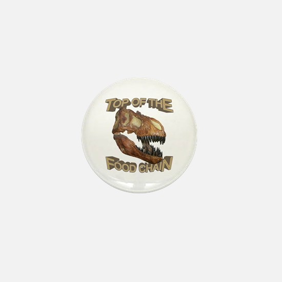 T-rex / Food Chain Mini Button