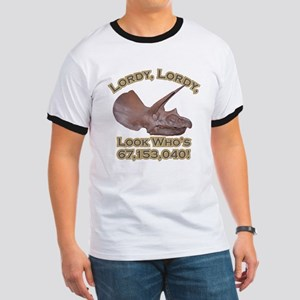 Triceratops / Lordy Ringer T