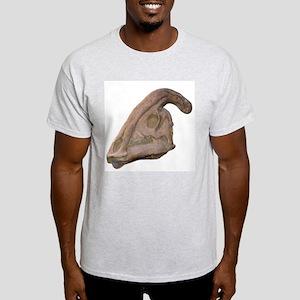 Hadrosaur Skull Light T-Shirt