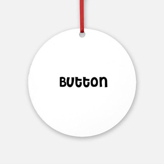 Button Ornament (Round)