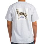 Fiona Ash Grey T-Shirt