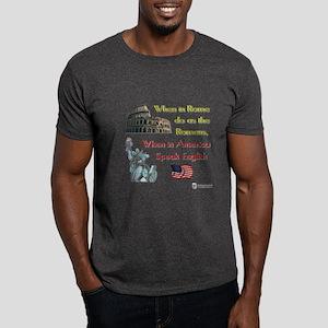 When in Rome Dark T-Shirt