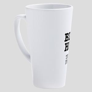 BLACK HOLES - THE ANAL FRONTIER 17 oz Latte Mug