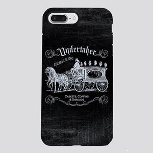Vintage Style Undertaker iPhone 7 Plus Tough Case