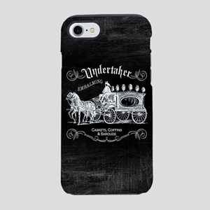 Vintage Style Undertaker iPhone 7 Tough Case