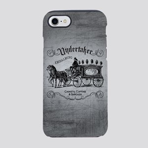 Undertaker Vintage Style iPhone 7 Tough Case