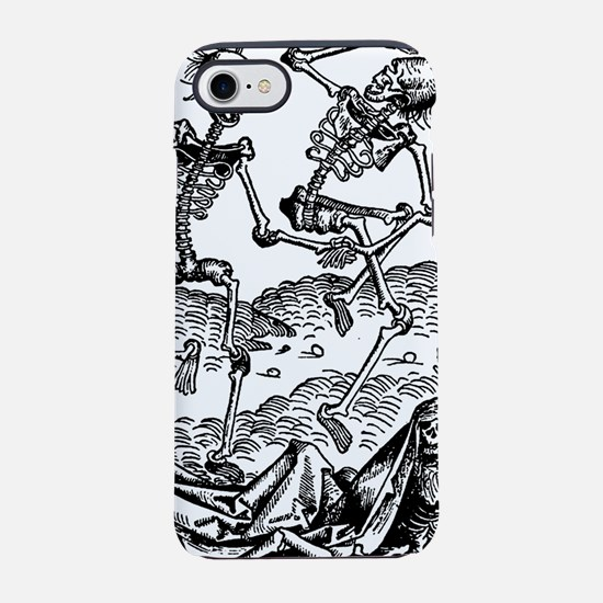 Danse Macabre iPhone 7 Tough Case
