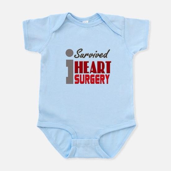 Heart Surgery Survivor Body Suit