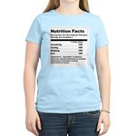 Recreation Therapy Nutrition Women's Pink T-Shirt