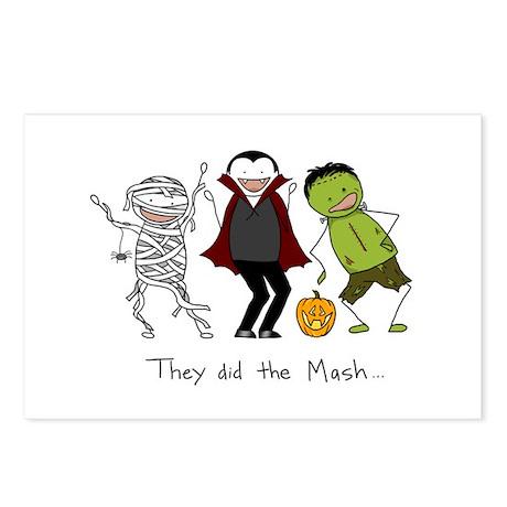 Monster Mash - Postcards (Package of 8)