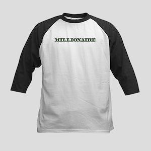 Millionaire Kids Baseball Jersey
