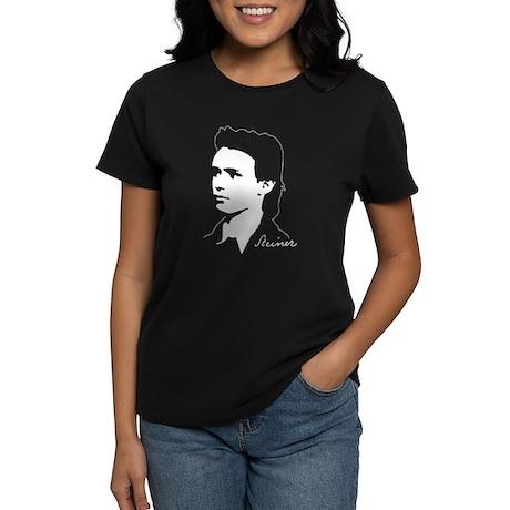 As a Young Man Women's Dark T-Shirt