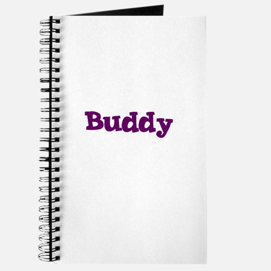 Buddy Journal