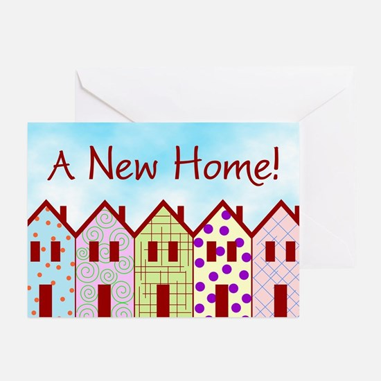 A New Home Greeting Cards(20)