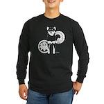 B/T Shiba Long Sleeve Dark T-Shirt
