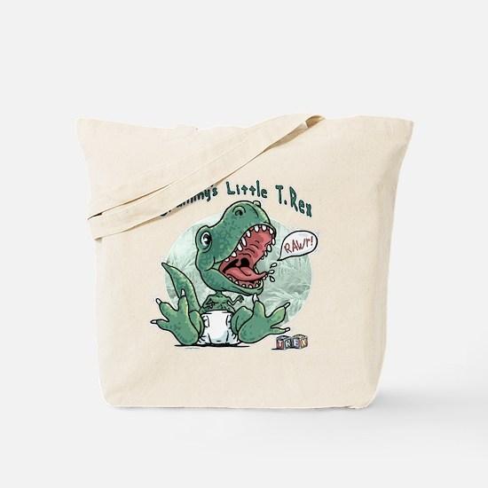 Grammy's T Rex Tote Bag