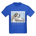 Saint Bernard Kids Dark T-Shirt