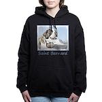 Saint Bernard Women's Hooded Sweatshirt