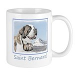 Saint Bernard 11 oz Ceramic Mug