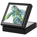 Sea Turtle 23 Keepsake Box