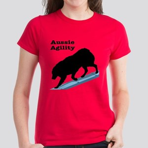 Aussie Agility Women's Dark T-Shirt