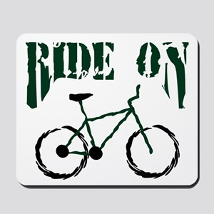 Ride On Mousepad