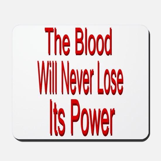 The Blood Mousepad