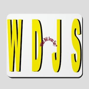 WDJS Mousepad