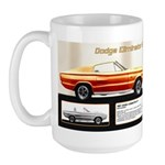 Dodge Eliminator R/T Large Mug