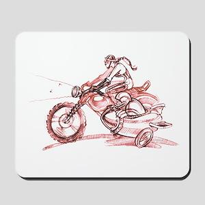 Motochick (mousepad)