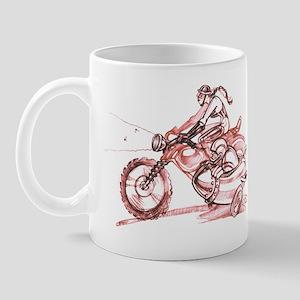 Motochick (ceramic mug)