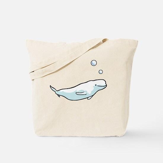 Beluga Tote Bag