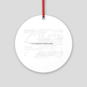 Architorture Ornament (Round)
