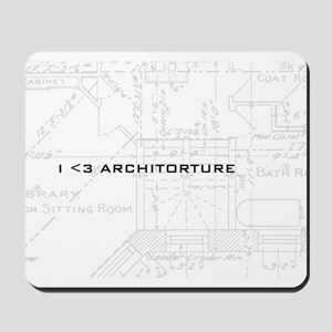 Architorture Mousepad