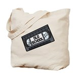 Old School VHS Tape Tote Bag