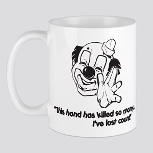 Clown Hand Kill - Mug