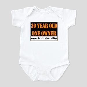 30th Birthday Infant Bodysuit