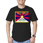 Free Tibet / Save Tibet T-Shirt (dark)