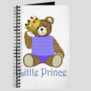 Little Prince Teddy Bear Journal