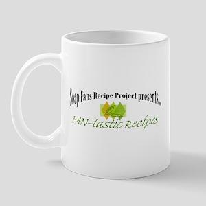 FAN-tastic Recipes Mug