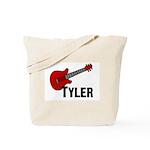 Guitar - Tyler Tote Bag