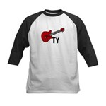 Guitar - Ty Kids Baseball Jersey