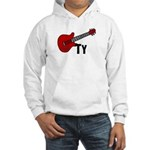 Guitar - Ty Hooded Sweatshirt