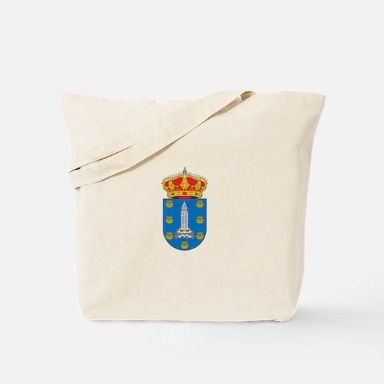 Galicia Tote Bag