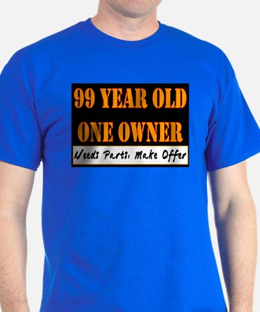 99th Birthday T-Shirt