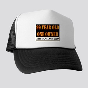 99th Birthday Trucker Hat