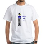 2-blue coffee T-Shirt