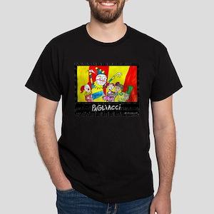 Pagliacci Black T-Shirt