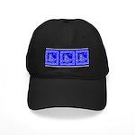 BlueCat Black Cap