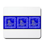 BlueCat Mousepad